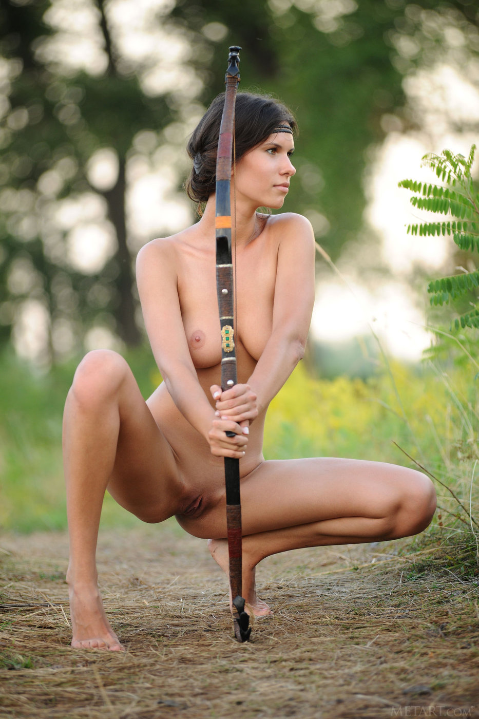 Pity, asian nude archery join