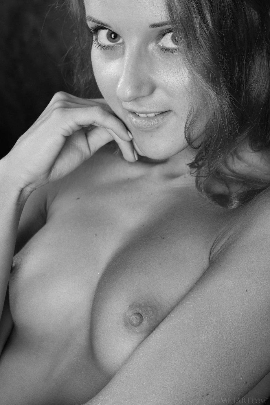 Blonde naked woman playboy
