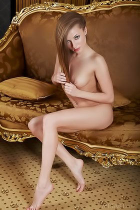 Erotic album focusing on a brown-haired amateur in black stockings Videos