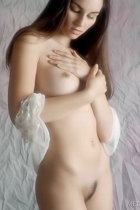 Bushy pussy babe looks lonely and somewhat sexually frustrated here Videos